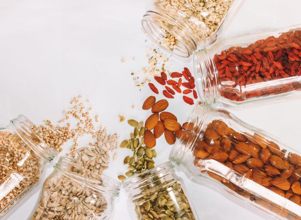 activar semillas y frutos secos